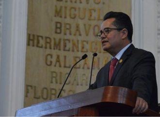 Leonel Luna un frente común para evitar la urbanización del terreno del Campo Militar 1-F y defender las barrancas