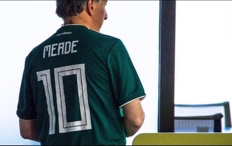 Meade reafirma su confianza en triunfo electoral el 1 de julio