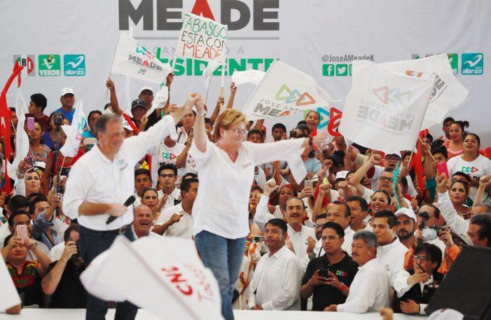 Pemex, palanca de desarrollo del país, asegura José Antonio Meade