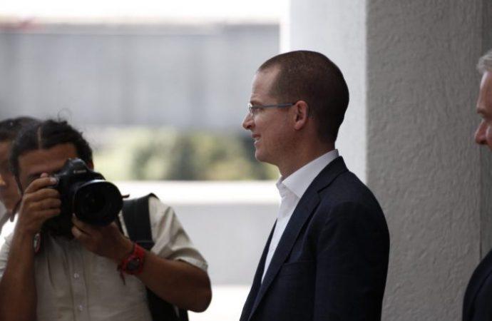 Sostiene Ricardo Anaya productivo diálogo con el Consejo Mexicano de Negocios