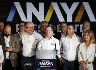 Absurda y ridícula la versión del PRI de que su campaña crece: Coalición Por México al Frente