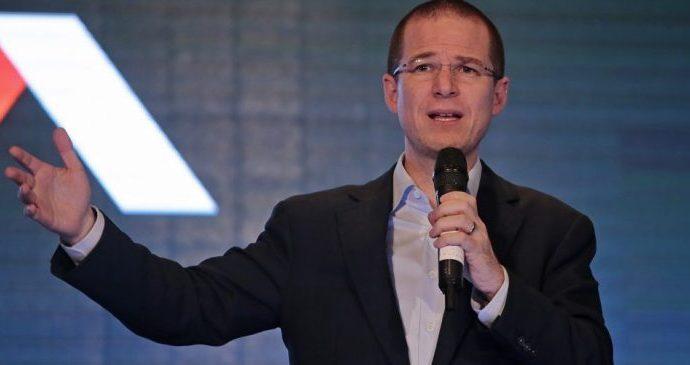 Denuncia equipo de Ricardo Anaya penalmente a funcionarios de PGR por difundir ilegalmente información para afectar su candidatura