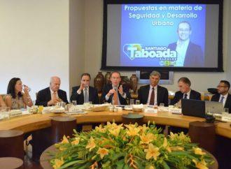 En seguridad hay que atender con estrategia, inteligencia y capacidad tecnológica los patrones y modus operandi delincuenciales: Santiago Taboada
