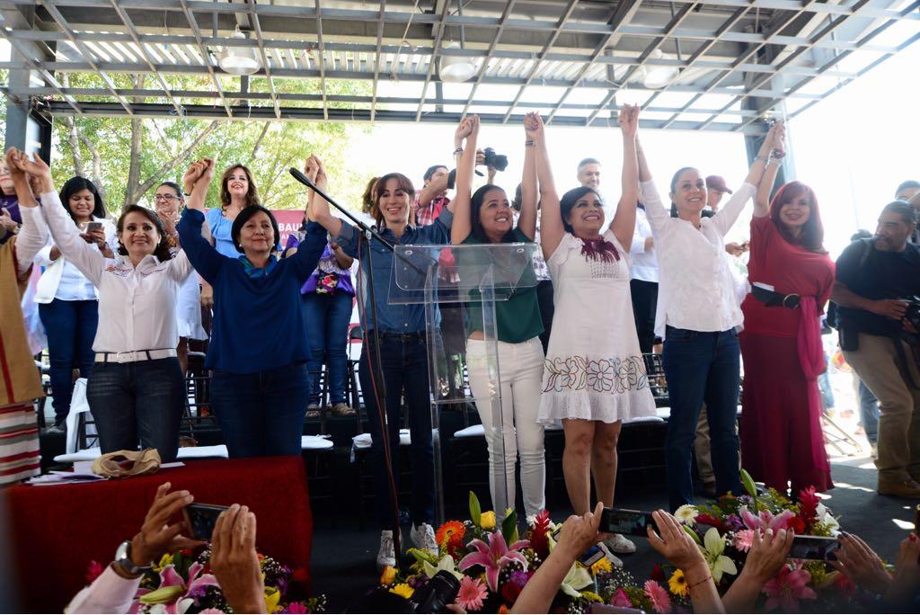 En la CDMX se van a fortalecer las autonomías económica, física y de decisión política de las mujeres