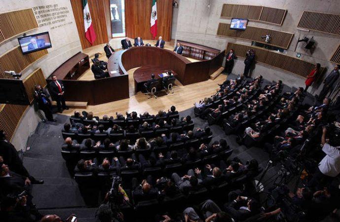 Todo listo para jornada electoral del domingo Tribunal Electoral federal