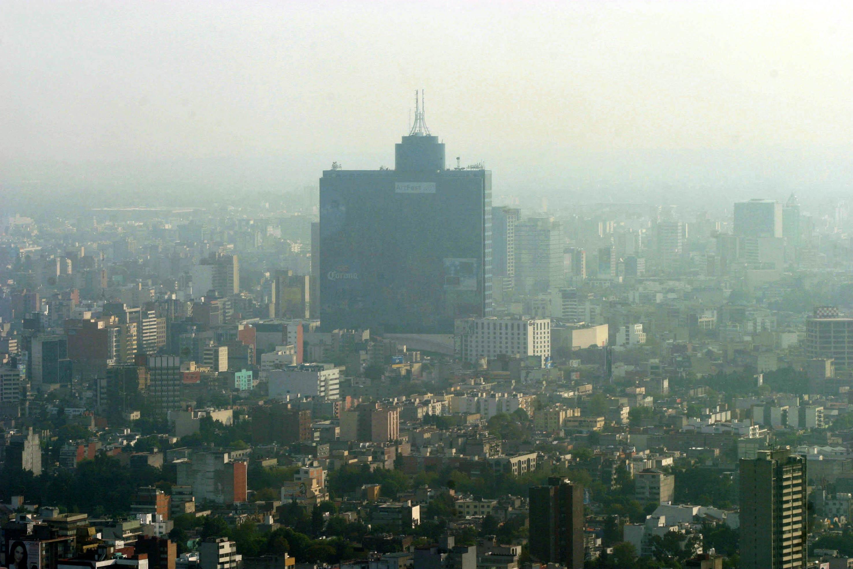 Recomendaciones de la UNAM ante los altos índices de contaminación en la CDMX
