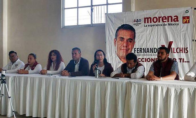 Denuncia Morena ante Fiscalía al Municipio de Ecatepec