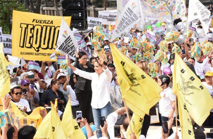 PGR debe perseguir delincuentes, no adversarios políticos: Barrales