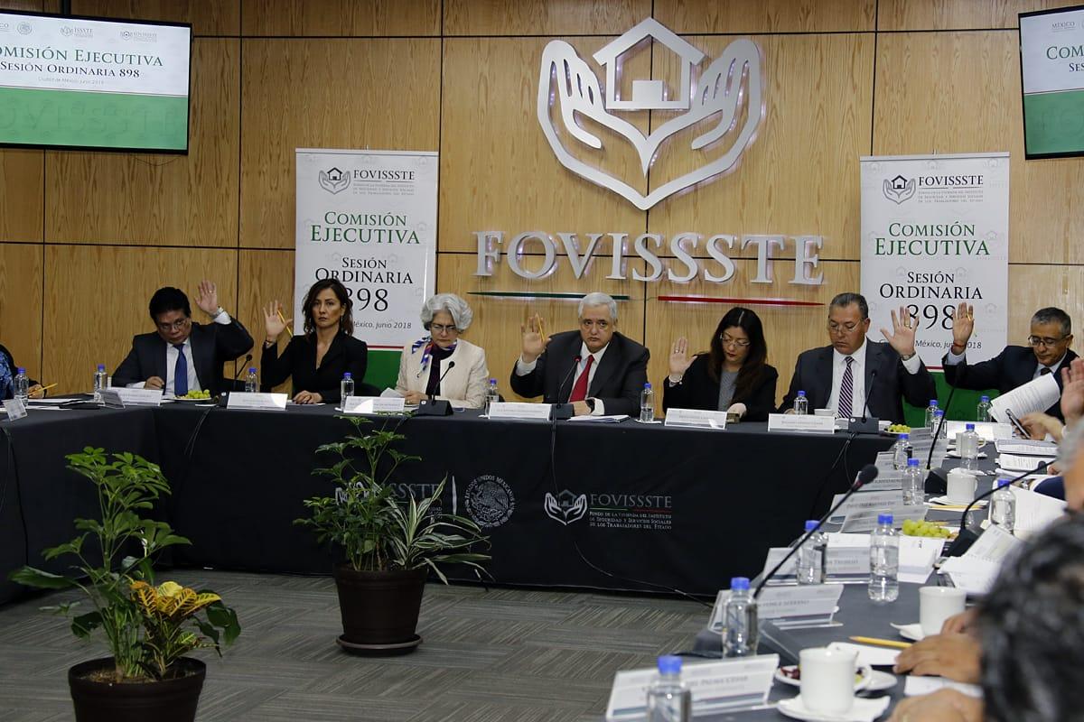 FOVISSSTE libera 10 mil Créditos Tradicionales de vivienda mediante el Sistema de Puntaje 2018