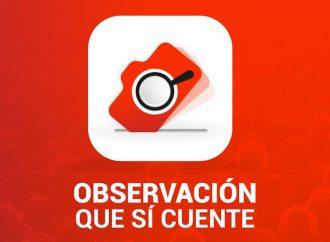 ¿Cómo funciona la app de la IBERO para la observación electoral?