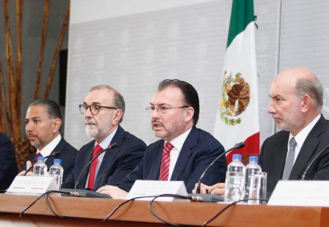 México llama a comunidad internacional a fijar una posición clara por niños separados en EUA