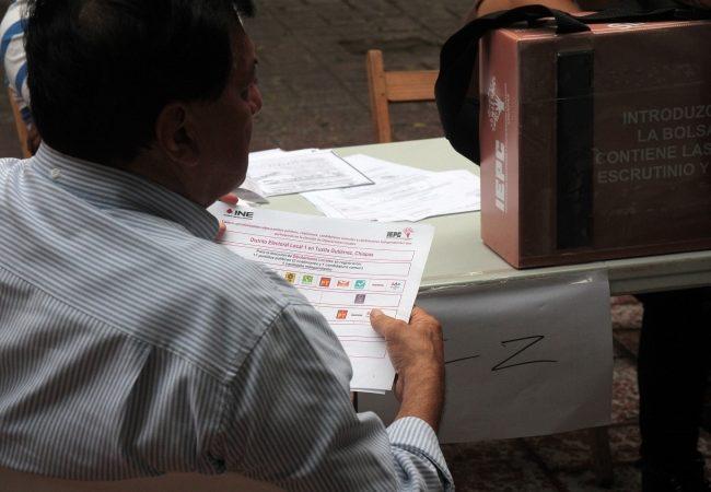 INE capacita a 2.7 millones de ciudadanos para ser funcionarios de casilla