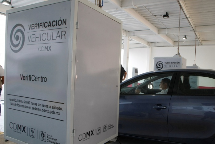 Presenta GCDMX nuevos Centros de Verificación Vehicular