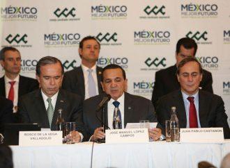 Ultima oportunidad para que los candidatos presenten su propuesta de modelo económico: Concanaco