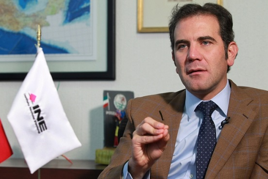 Lorenzo Córdova pide a empresarios evitar presiones rumbo a comicios
