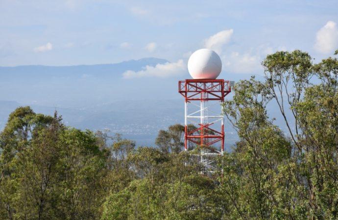 Permite Radar CDMX identificar intensidad de lluvia y si contiene granizo o nieve