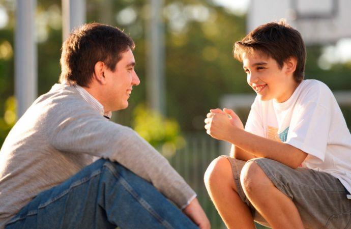 La crianza responsable, aún lejos del papá actual