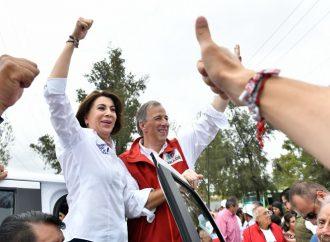 Confía Meade en ganar mediante el voto reflexivo