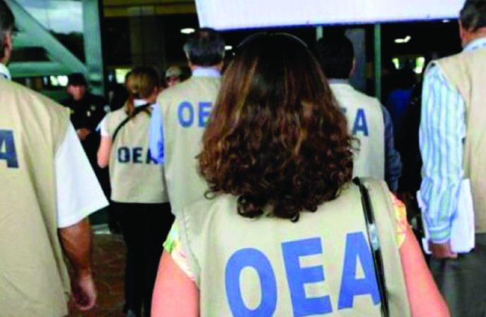 Más de 60 expertos de la OEA observarán elecciones en México