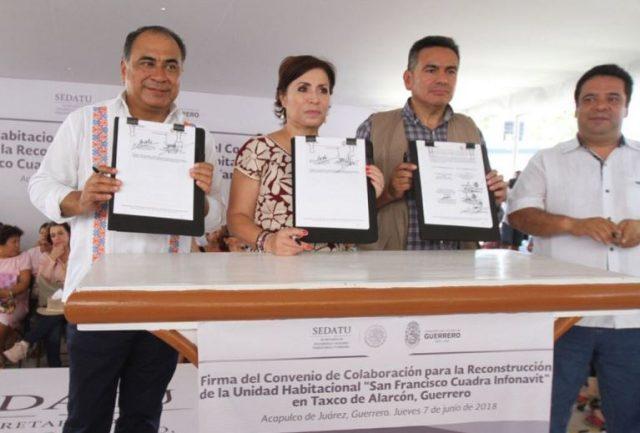 La recuperación de Unidades Habitacionales, estrategia que transforma la realidad de comunidades del país: SEDATU