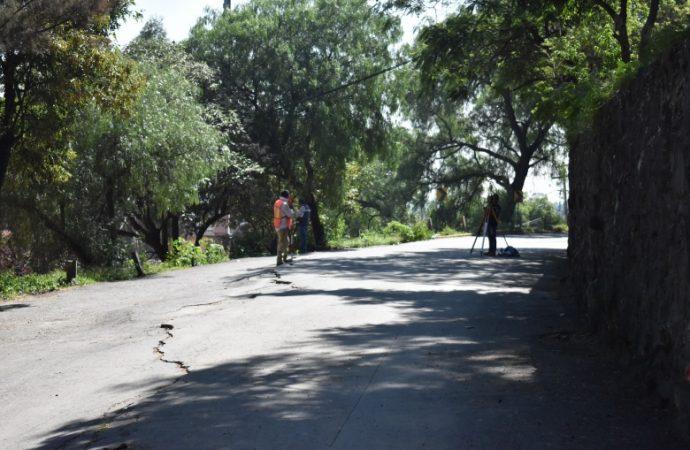 Avanza reconstrucción de carretera Xochimilco-Tulyehualco