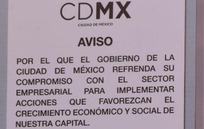 Avanzan trabajos de mejora regulatoria en CDMX
