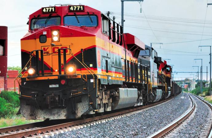 Al primer trimestre del año, el servicio ferroviario tuvo 852 robos y dos mil 519 actos de vandalismo