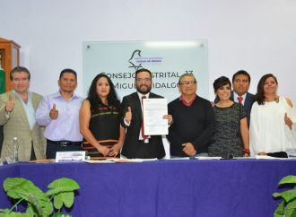 'Gobierno ejemplar', ofrece Víctor Romo a habitantes de Miguel Hidalgo