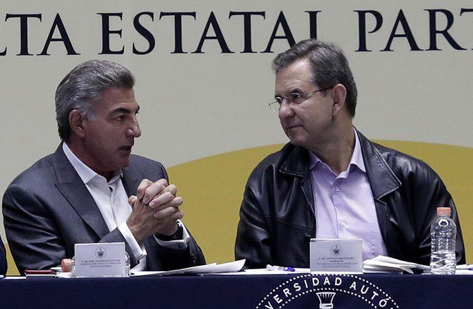 Descentralización de SEP a Puebla llevará tres años :Moctezuma Barragán