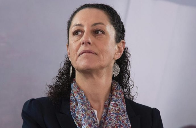 Dinero para transición que se aplique para censo de damnificados: Sheinbaum