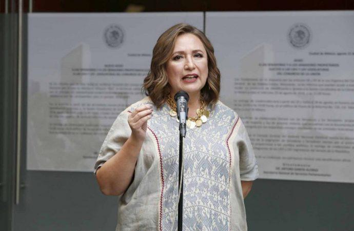 GPPAN solicita al Senado analizar situación del senador Noé Castañón Ramírez antes de tomarle protesta