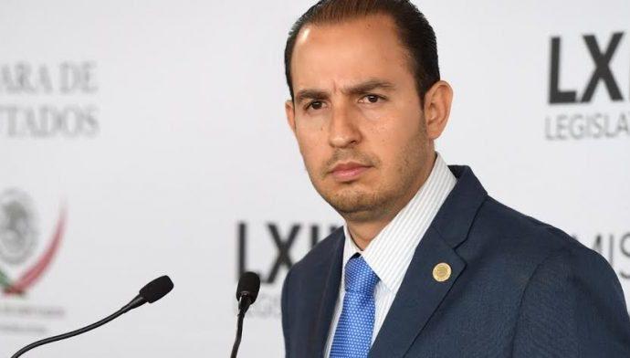 Crítico, Marko Cortes afirma que Fox, Calderón y Anaya hundieron al PAN
