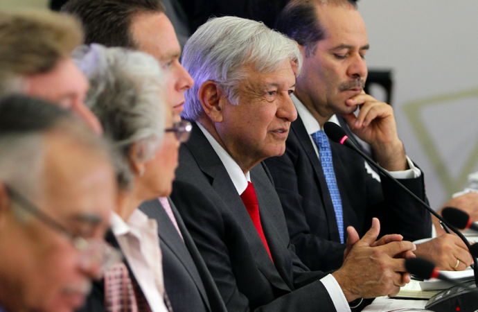 Respaldan gobernadores la figura de delegados estatales