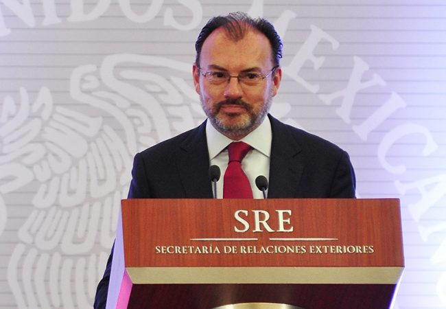 México trabajará con Canadá para lograr un acuerdo trilateral