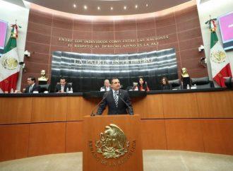Congreso de la Unión cumplió a cabalidad con los compromisos adquiridos con la sociedad: Ernesto Cordero
