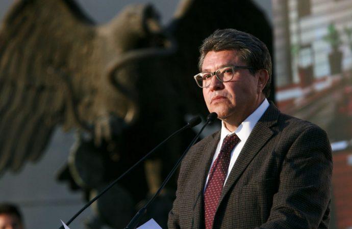 Siete son las prioridades de AMLO-Morena en el Senado: Ricardo Monreal