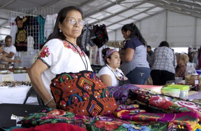 Da la bienvenida el Zócalo capitalino a la V Fiesta de las Culturas Indígenas
