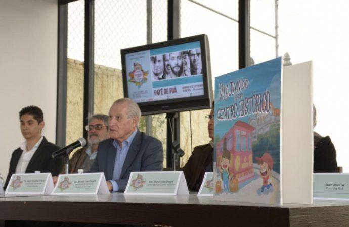 Con festival difundirán importancia del Centro Histórico como Patrimonio Cultural