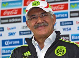 """Federación de Futbol se acerca a """"Tuca"""" para dirigir al """"Tri"""""""