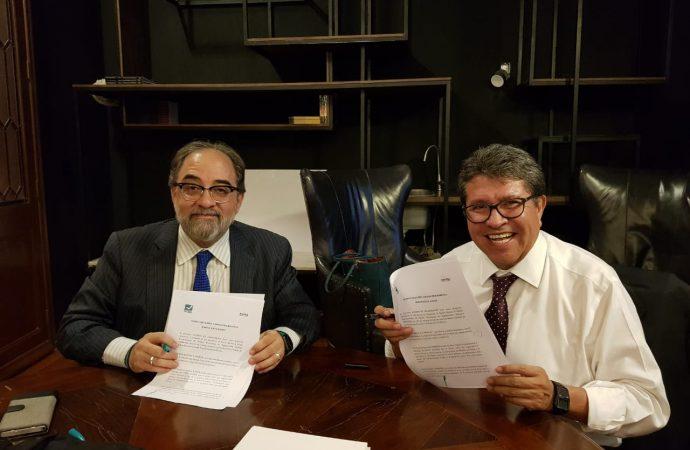 Nueva Alianza participará con su agenda legislativa en la LXIV Legislatura del Congreso de la Unión