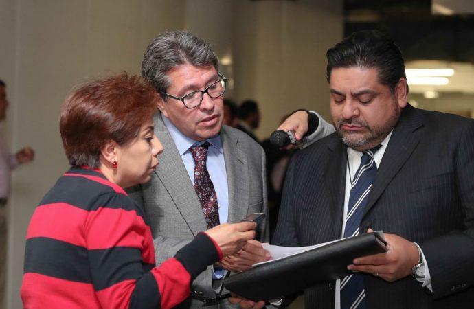 Subastará Senado flotilla de automóviles para generar ahorros: Ricardo Monreal