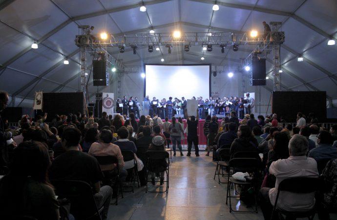 """Proyectan trabajos ganadores del Concurso de Cortometrajes """"Pueblos y Barrios de la Ciudad de México"""""""
