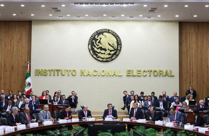 Comienza INE pérdida de registro de Nueva Alianza y Encuentro Social