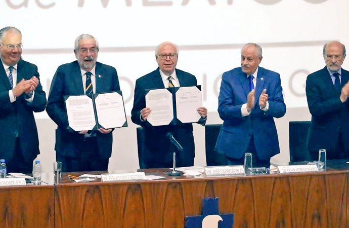 Necesario impulsar medicina traslacional, señala Narro Robles