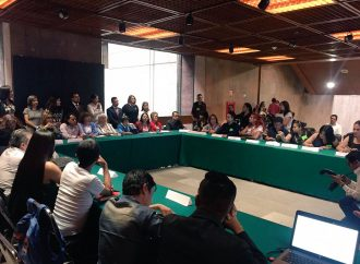 Expresan diputadas de Morena compromiso por impulsar agenda de los derechos de la comunidad LGBTTTI
