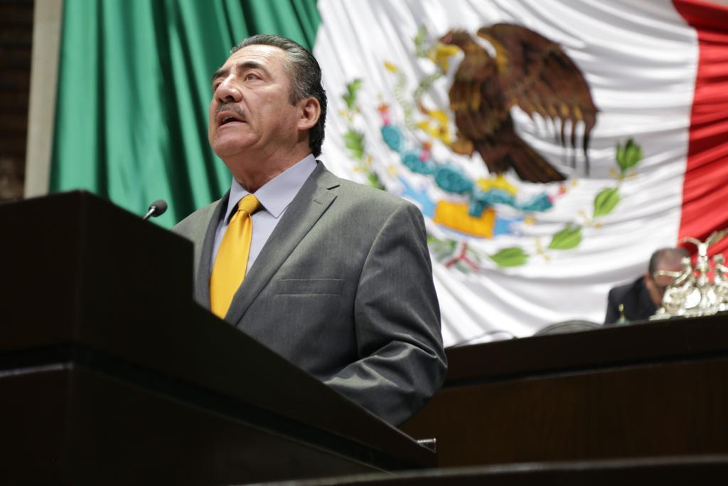 Preciso que gobierno mexicano impulse nuevo esquema de política exterior y no la Doctrina Estrada que AMLO busca retomar: PRD
