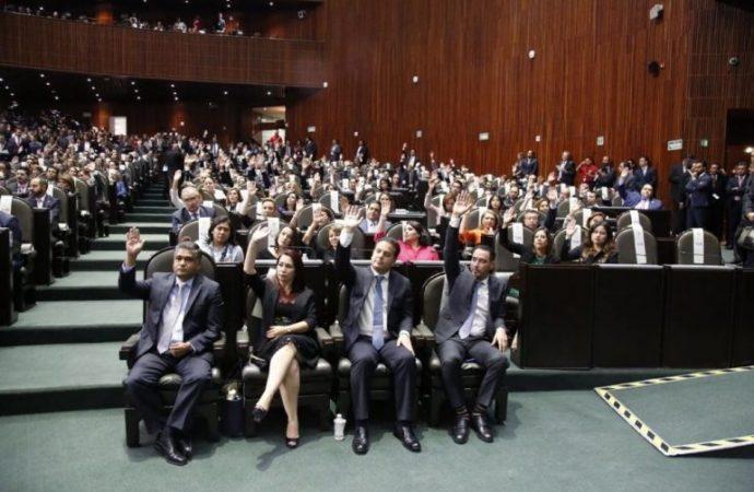 PAN será oposición firme y responsable: Senadores del PAN