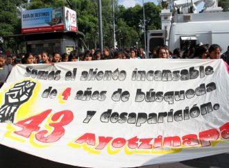 Reafirma López Obrador que llegará a la verdad y habrá justicia en el caso Iguala