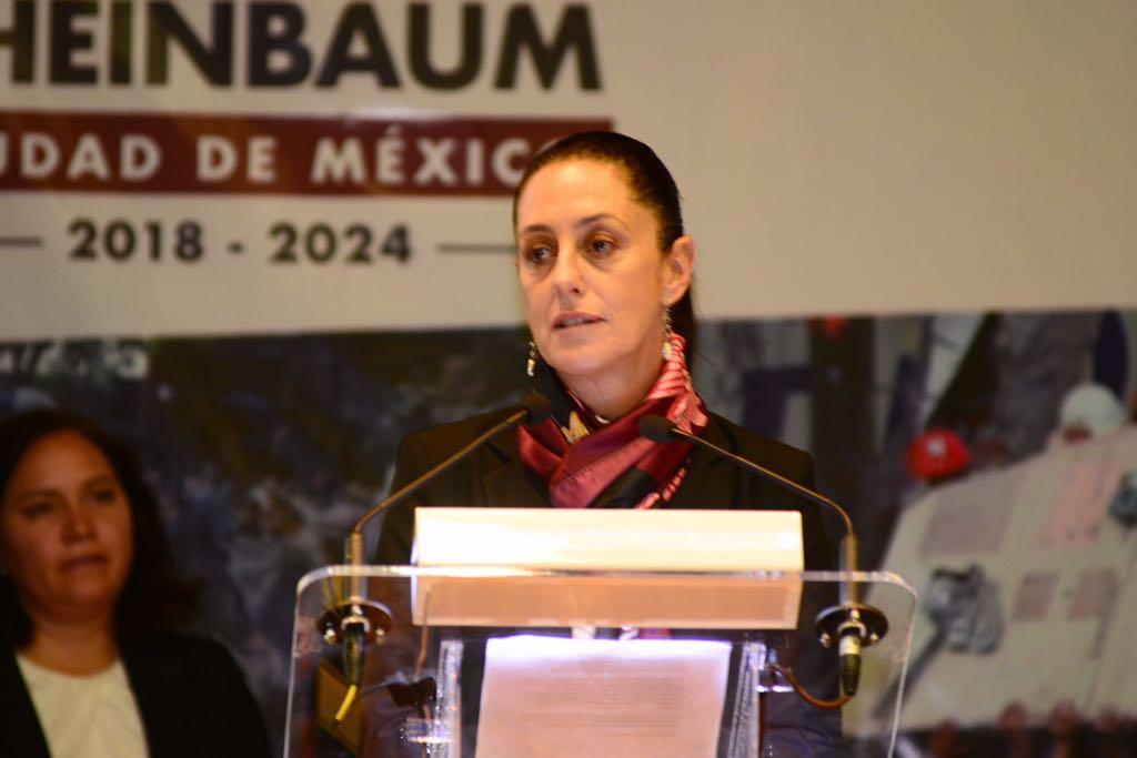 Sheinbaum y autoridades madrileñas dialogan temas prioritarios bilaterales
