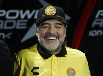 Maradona desea amaestrar a los Ratones Verdes